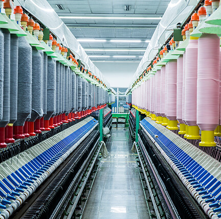 MBE - Textile Industry