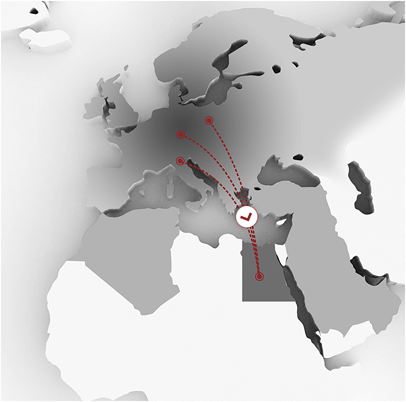 MBE - Exporting to Egypt/Mena-Region